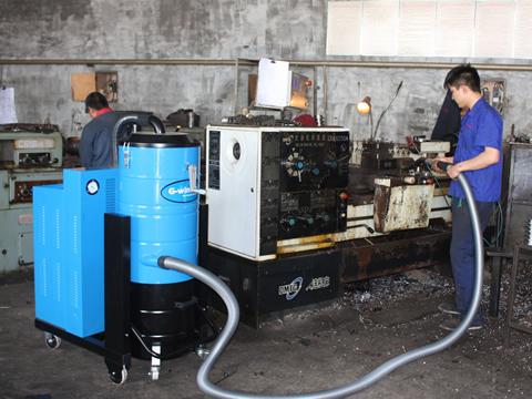 机械加工制造业