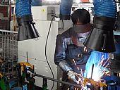 机加工焊接